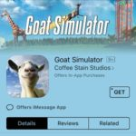 Goat Simulator Selected As Free App of the Week 50