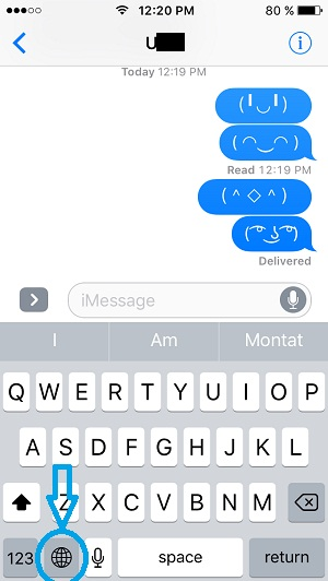 How To Enable And Use Hidden iOS Keyboard Emoticons