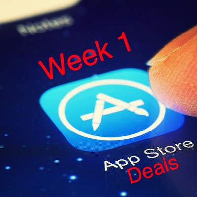 10 Apps Gone Free During Week 1 Of 2017 | iPhoneTricks org