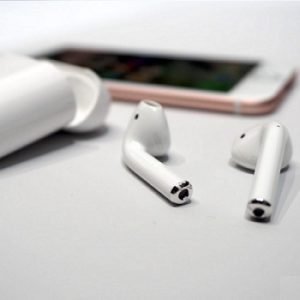 apple airpods with iphone 7