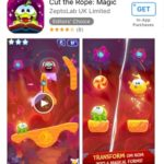 cut the rope magic app store download