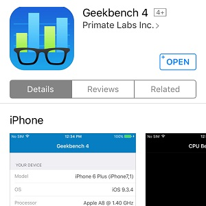 geekbench 4 free download