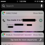 Google Maps Updates With New Directions Widget And iMessage App