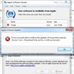 How To Solve The iTunes 12.6 Update Install Error On Windows And Mac