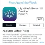 Lily – Playful Music Creation Goes Free For 7 Days (Save $1.99)