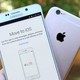 moving from samsung to iphone