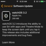 watchOS 3.2 Brings Additional Siri Functionality, Theatre Mode & More