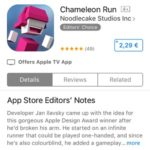 How To Download Chameleon Run Free On Your iPhone Or iPad