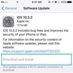 How To Fix Greyed Out Download and Install Software Update Button On iPhone And iPad