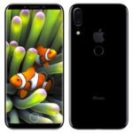 iphone 8 renders with front and backfacing touch id