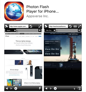 iphone browser flash player free