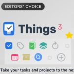 Things 3 For iPhone, iPad And Mac On Sale For A Limited Time Only