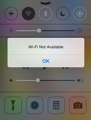 3 Solutions For Greyed Out iPhone Wi-Fi Icon And Spinning