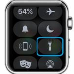 Apple Watch Gets Native Flashlight App In watchOS 4