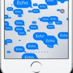 New Echo And Spotlight Screen Effects Spotted In iOS 11 Messages