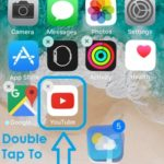 how to select and move multiple apps at once in ios 11