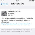 10 Steps To Install iOS 11 Public Beta On iPhone And iPad