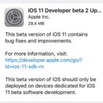 ios 11 developer beta 2 update 1 software update