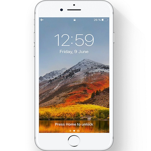 Download The Macos High Sierra Wallpaper For Iphone Ipad