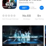 new app store app layout