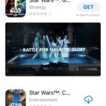 new app store enhanced search function