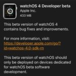 How To Download And Install watchOS 4 Developer Beta On Your Apple Watch With And Without An Apple Developer Account