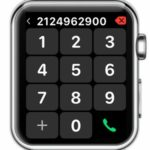 How To Dial Any Number From The Apple Watch In watchOS 4
