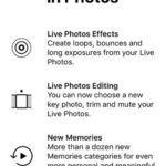 ios 11 what's new in photos info screen