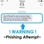 New Apple ID Phishing Attempt Received Via Text Message By iPhone Users
