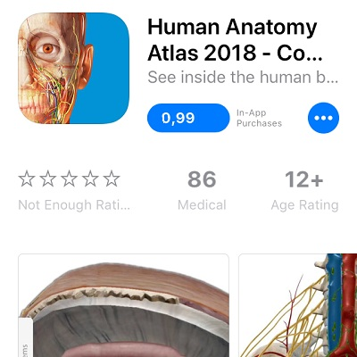 Flash Sale: Human Anatomy Atlas 2018 For iPhone And iPad