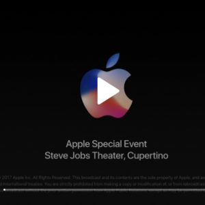 iphone x keynote video thumbnail