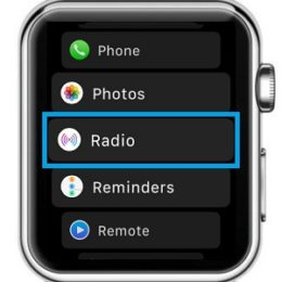 watchos 4.1 radio app for apple watch