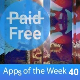 free apps of the week 40