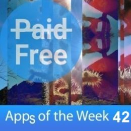 free apps of the week 42