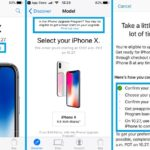 how to pre-approve iphone x upgrade