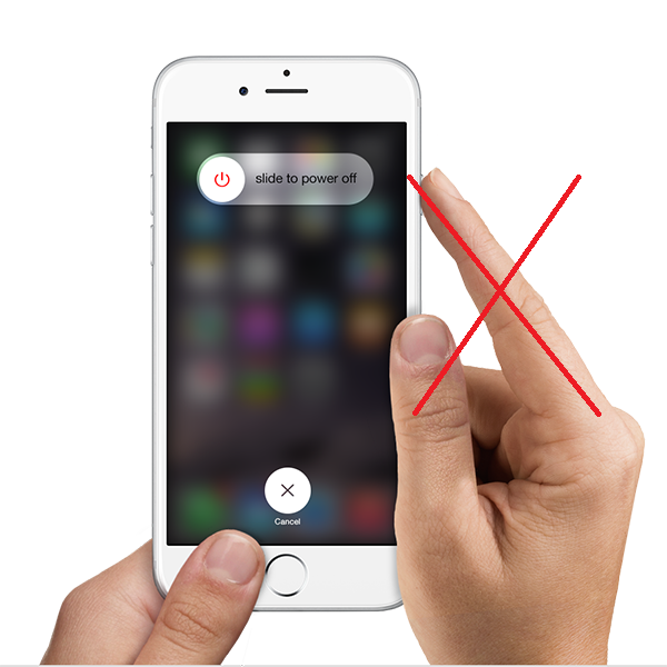 how to turn off iphone without button how to turn your iphone on and without using the power 20396