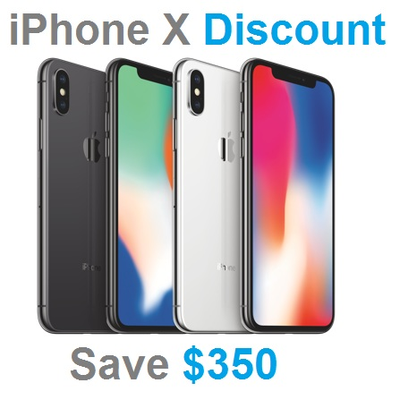 IPHONE X COUPON