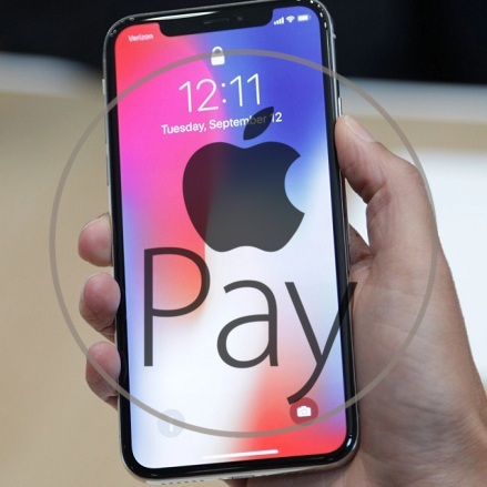 super popular f6231 07b22 How To Pay With Apple Pay And Face ID On iPhone X | iPhoneTricks.org