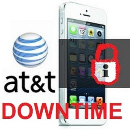 at&t voice call downtime
