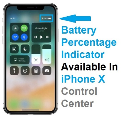 how to show battery percentage on iphone 5 how to check the remaining battery percentage on iphone x 8209