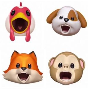 iphone x animoji karaoke