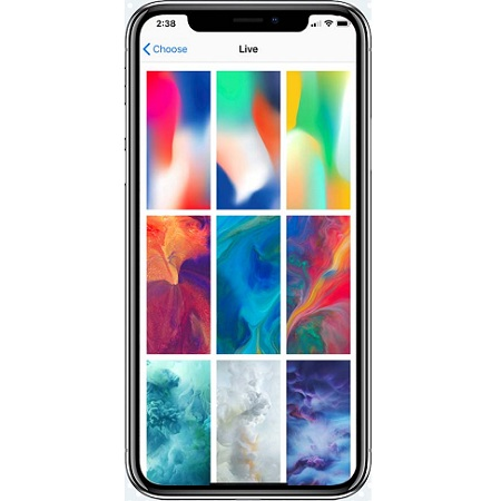 iphone x exclusive live wallpapers