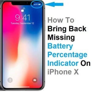 battery percentage iphone how to check the remaining battery percentage on iphone x 10232