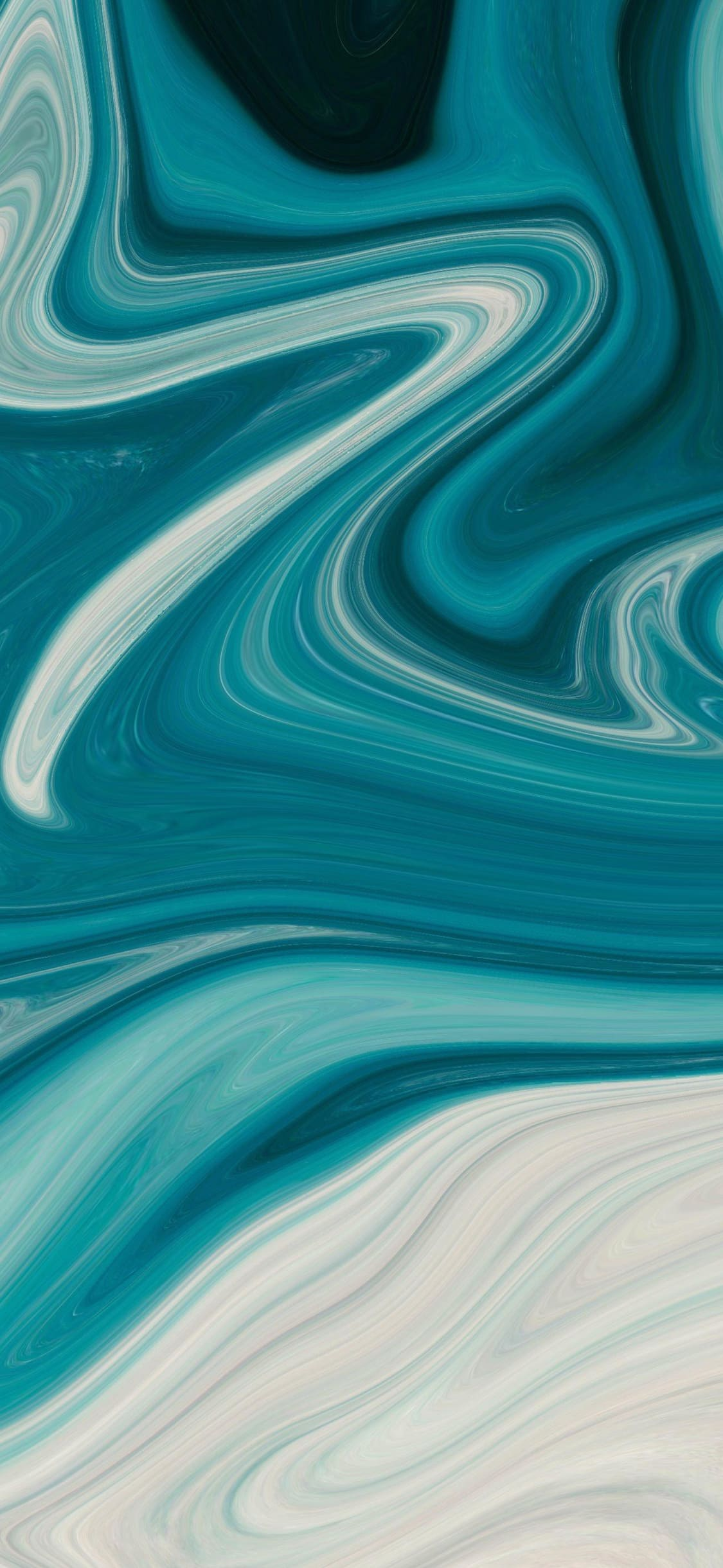 Download The New Default IOS 12 Wallpaper For IPhone, IPad