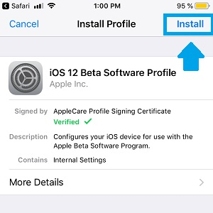 iOS 12 1 2 Public Beta Is Now Available For Download | iPhoneTricks org