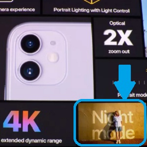 Ios 13 Night Mode In Camera Feature Iphonetricks Org
