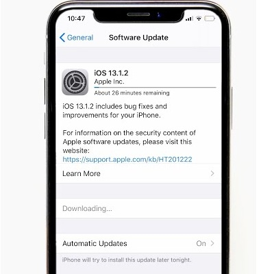 6 More Bugs Patched By iOS 13.1.2