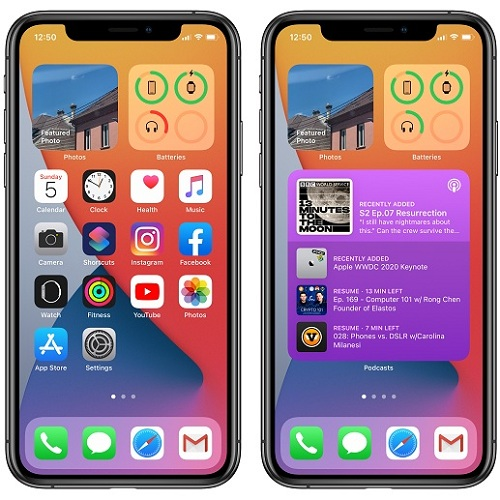 How To Use The New Iphone Home Screen Widgets In Ios 14